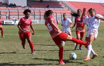 Portuguesa vence União Mogi por 4 a 0 no Paulista feminino