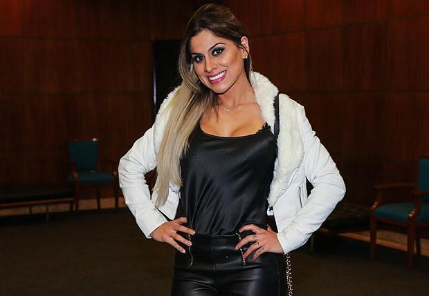 Vanessa Mesquita (Foto: Manuela Scarpa/Photo Rio News)