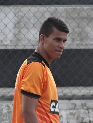 Thallyson, lateral do ASA (Foto: Leonardo Freire/GloboEsporte.com)