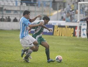 Paysandu garantiu vaga para as semifinais (Foto: Marcelo Seabra/O Liberal)