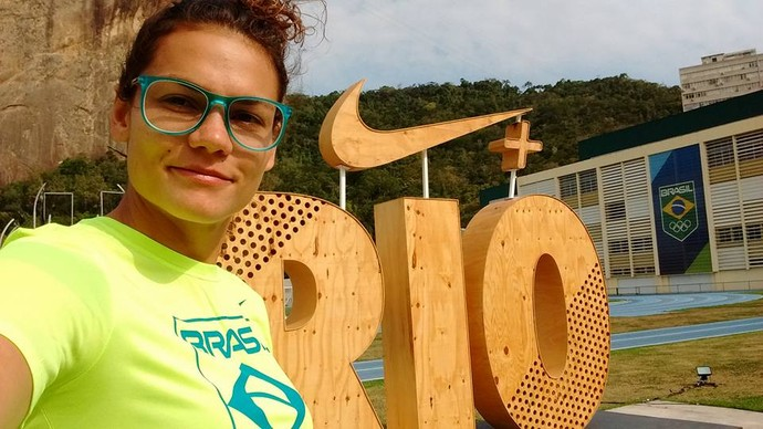 Beatriz Baby Futuro, rugby Brasil (Foto: Reprodução / Facebook)