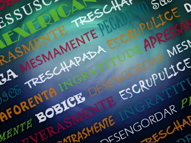 Esse povo de Bole-Bole fala cada coisa estranha... Aprenda as expressões no dicionário de Saramandaia! (Foto: Saramandaia/TV Globo)