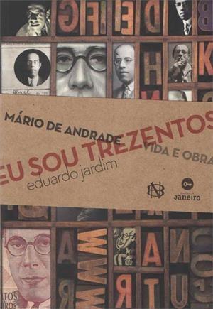 Capa Mario de Andrade
