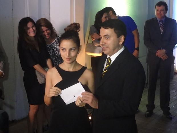Arte Pará abre salão e anuncia artistas premiados (Foto: Alexandre Yuri/G1)