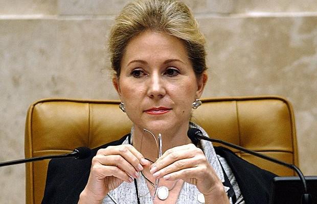 Ellen Gracie Northfleet (Foto: Fabio Pozzebom/ Agência Brasil/ WikiMedia)
