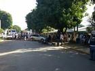 Segurança é assassinado com diversos tiros em Sorriso (MT)