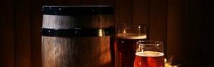 Cervejas envelhecidas com madeira (Africa Studio/Shutterstock)