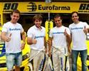 Ex-Indy e campeão argentino serão parceiros de Ricardo e Max na 1ª etapa