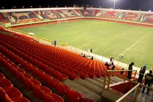 Arena da Floresta (Foto: João Paulo Maia)