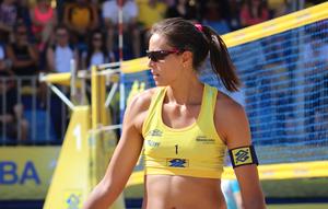 Caroline Horta (Foto: Divulgação/CBV)