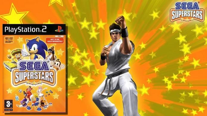 Sega Superstars (Foto: Divulgação/Sega)
