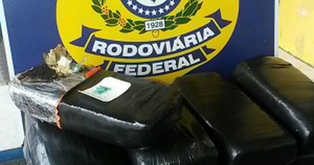 Enfermeiro é preso em MT com 50 kg de droga em fundo falso de ... - Globo.com