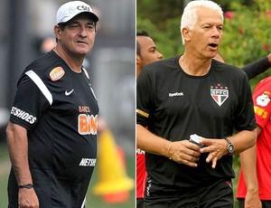 Muricy, Leão, Santos, São Paulo (Foto: Divulgação / Photocamera)