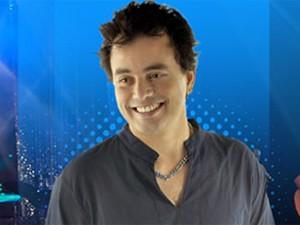 O cantor Renner em imagem do blog do artista (Foto: Reprodução)