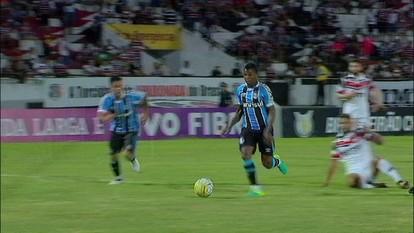 Melhores Momentos de Santa Cruz 5 x 1 Grêmio pela 37ª rodada do Campeonato Brasileiro
