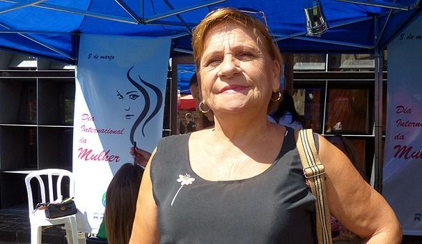 Aurora Moreira (Foto: Divulgação/ RPC TV)
