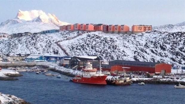A Groenlândia conseguiu deixar a União Europeia em 1985  (Foto: BBC)