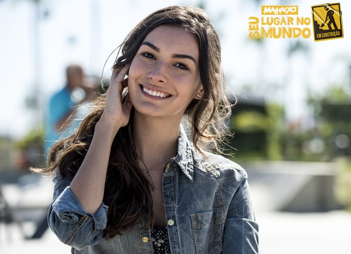 Marina Moschen vai viver Luciana, a protagonista da temporada (Foto: Ellen Soares/Gshow)