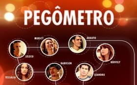 Relembre os pares românticos no Pegômetro de Avenida Brasil
