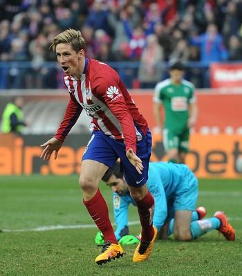 Fernando Torres Atlético de Madrid Getafe (Foto: GETTY IMAGES)