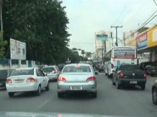 G1 percorre as ruas de Maceió e revela trânsito caótico
