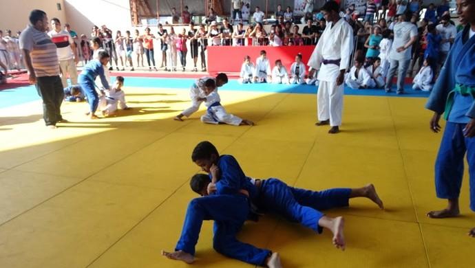 Copa Kids agita fim de semana de crianças atletas em Macapá (Foto: Divulgação/FAJ)