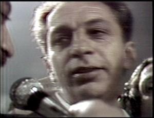 Chico Formiga como técnico do Santos em 1978 (Foto: Reprodução / TVTribuna)