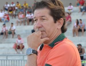 José Renato, presidente da Comissão de Arbitragem da Paraíba (Foto: Hévilla Wanderley / GloboEsporte.com)