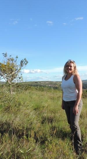 Angela Kuczach, bióloga e diretora executiva da Rede Nacional Pró Unidades de Conservação (Foto: Divulgação)