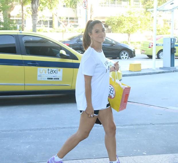 Giovanna Lancellotti (Foto: Daniel Pinheiro/AgNews )