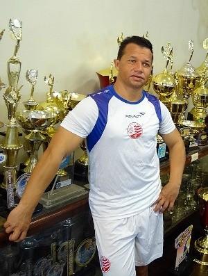 kuki náutico (Foto: Elton de Castro / GloboEsporte.com)