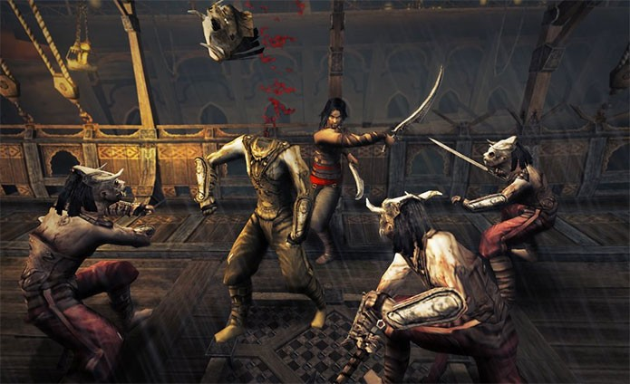 Prince of Persia foi clássico e moderno (Foto: Divulgação/Ubisoft)