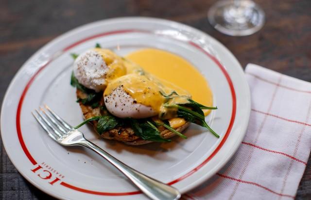Ovo pochê: uma delícia para o seu brunch (Foto: Divulgação)
