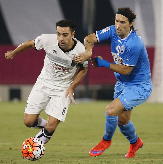 Xavi Al Sadd Al Wakra (Foto: Getty Images)