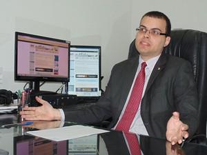 Procurador Emanuel é autor de uma das denúncias cotnra a Apamim