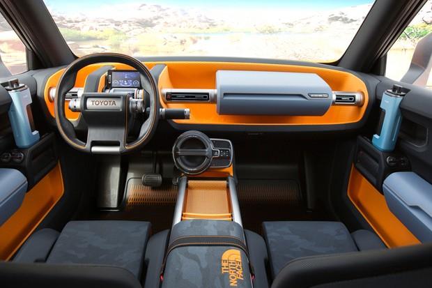 Toyota FT-4X Concept (Foto: Divulgação)