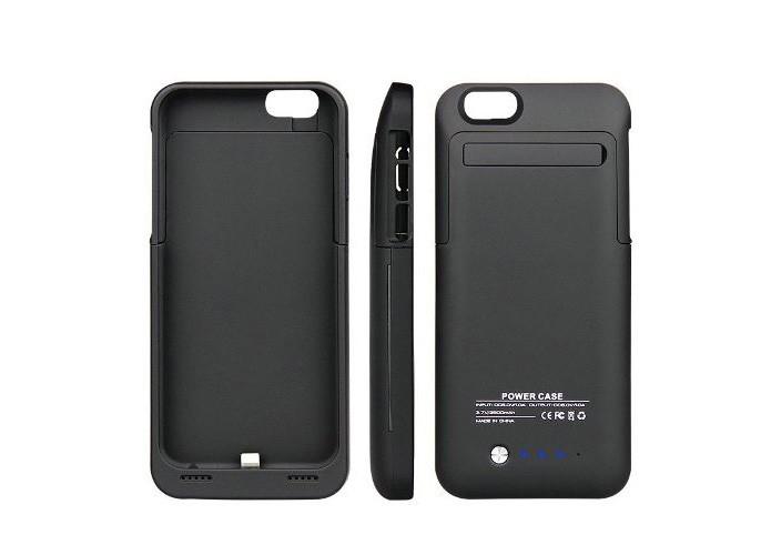Power Case é uma capa com bateria embutida para carregar o seu iPhone (Foto: Divulgação/Power Case)