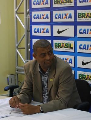 Antonio Carlos Gomes, superintendente da CBAt (Foto: Marcos Guerra)