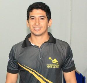 Rodrigo Fonseca quer reviver os bons tempos do esporte em Roraima (Foto: Imagem/Tércio Neto)