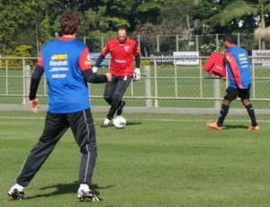 rogerio ceni são paulo treino (Foto: Rubens Chiri / saopaulofc.net)