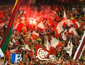 torcida do Internacional no Beira-Rio (Foto: Alexandre Lops / Site Oficial do Internacional)