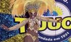 Conheça quem é a nova musa do Carnaval do Rio (Divulgação)