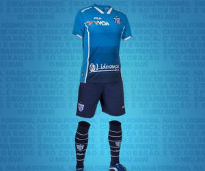 Avaí apresenta terceiro uniforme 3e728449a8219