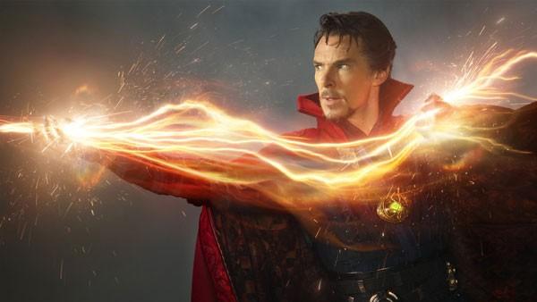 Benedict Cumberbatch como Doutor Estranho (Foto: Divulgação)