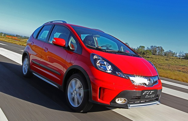 Honda Fit Twist (Foto: Honda)