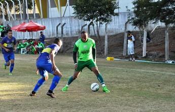 Com retorno de Rafamar, Caldense empata jogo-treino com Jacutinga