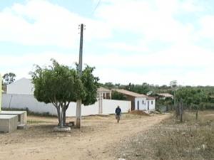 Instalação de uma fábrica de cimento é o motivo das desapropriações. (Foto: Reprodução/TV Asa Branca)