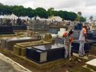Cemitérios de Petrolina são preparados para o Dia de Finados