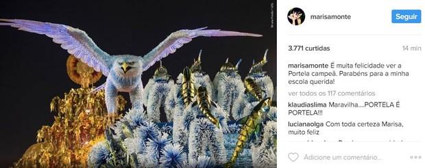 Marisa Monte (Foto: Instagram / Reprodução)