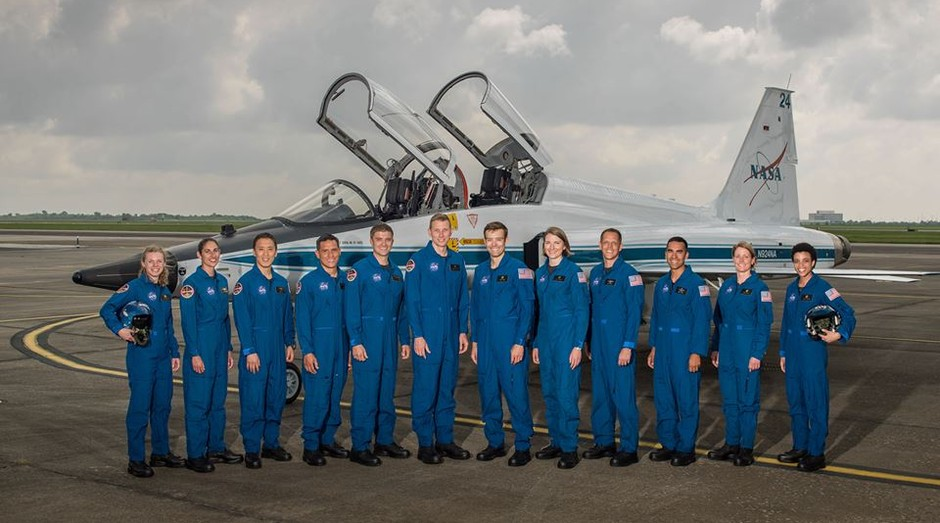 Nova turma de astronautas pode participar de missão tripulada a Marte (Foto: Divulgação)